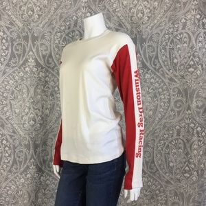 Vintage Winston Drag Racing Long Sleeve Shirt